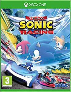becaf8f2d305 Team Sonic Racing (Xbox One)  Amazon.co.uk  PC   Video Games