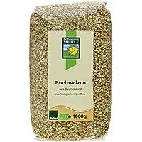 Bohlsener Mühle Buchweizen aus Deutschland, 1er Pack (1 x 1 kg)