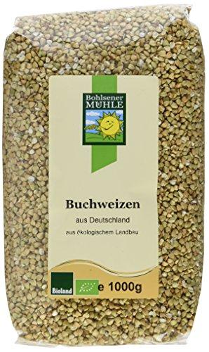 Bohlsener Mühle Buchweizen aus Deutschland, 1er Pack (1 x 1 kg) Test
