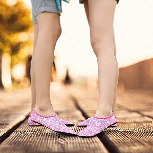 Y Deportivo Playa Piscina Acuática Zapatos Eagsouni® 2rose Agua Zapatos De Calzado La Agua Zapatilla De De La ZZpIq