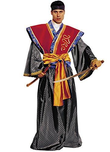 Imagen de disfraz samurai saigo