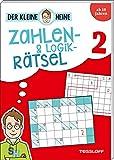 Der kleine Heine: Zahlen-und Logikrätsel 2: Kniffliger Rätselspaß