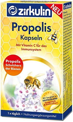 ZIRKULIN Propolis Kapseln mit Vitamin C
