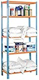 Simonrack maderclick plus500 - Kit maderclick plus 500 azul naranja madera