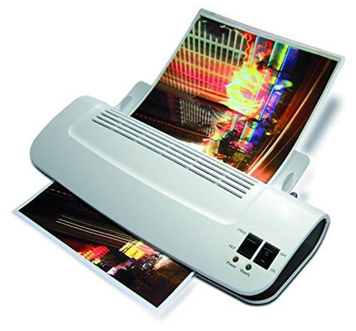 zoomyo OL289 A4 Laminiergerät für den Einsatz zu Hause oder im Büro mit Funktion zum Kaltlaminieren