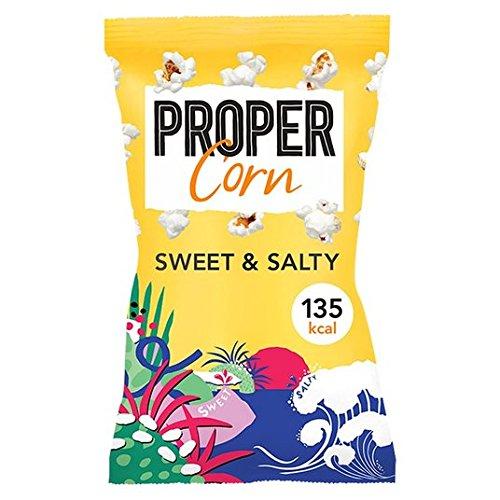 Propercorn Popcorn Sweet & Salty 30g -