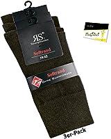3er Pack Herrenstrümpfe Strümpfe Socken (RS-31212) - inkl. EveryHead-Hutfibel