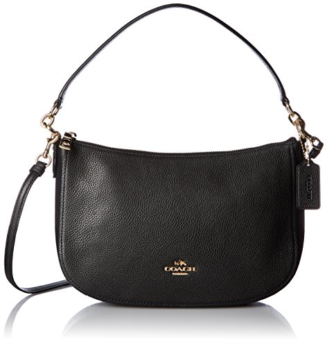 ody Ladies Small Leather Shoulder Bag 56819 ()