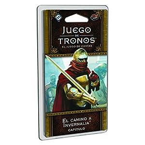 Fantasy Flight Games Juego de Tronos - El Camino a Invernalia, Juegos de Cartas (Edge Entertainment EDGGT03)