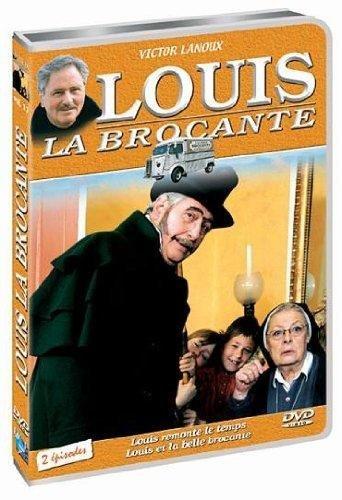Louis la brocante, Volume 17 (Louis remonte le temps / Louis et la belle brocante)