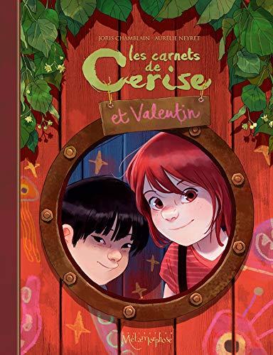 Les carnets de Cerise et Valentin par Joris Chamblain
