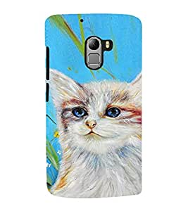 Ebby Printed back cover for Lenovo A7010/K4 Note(Premium Designer case)