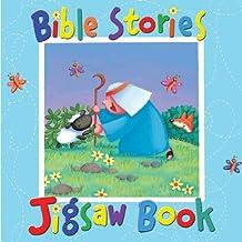 Bible Stories Jigsaw Book (Jigsaw Books)