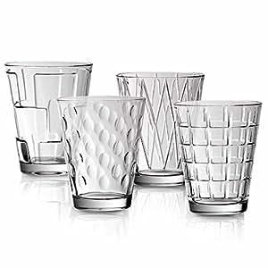 Villeroy boch dressed up bicchieri per acqua set da 4 for Villeroy e boch bicchieri