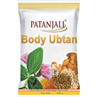 Patanjali Body Ubtan 100gm - Pack of 1