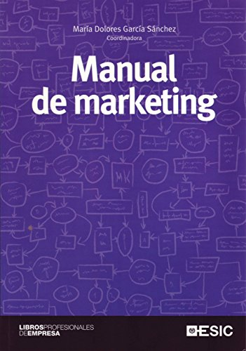 Manual de marketing (Libros profesionales) (Spanish Edition)