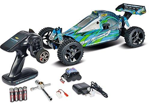 Carson 500304030 - 1:5 Dirt Attack GP 2.0 2.4G RTR, Fahrzeug*