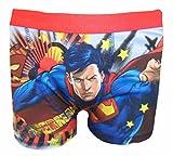 Superman Jungen 1 Packung Boxer Shorts 4-5 Jahre