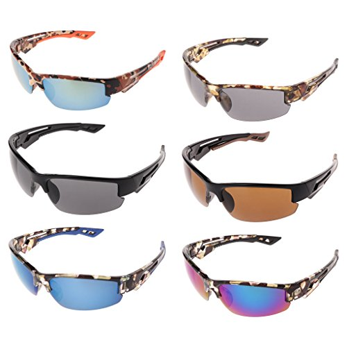 Sonnenbrille für Radfahren, Angeln, Sport, UV400, für Outdoor-Sportarten 2