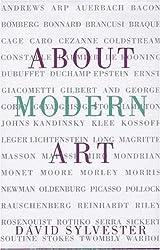 About Modern Art: Critical Essays, 1948-1997
