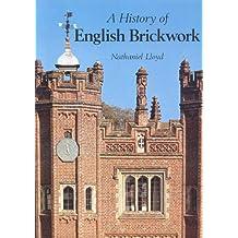 A History of English Brickwork