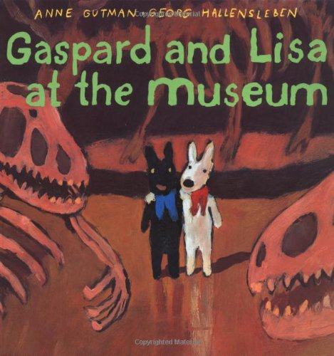 Gaspard and Lisa at the Museum (Gaspard and Lisa Books)