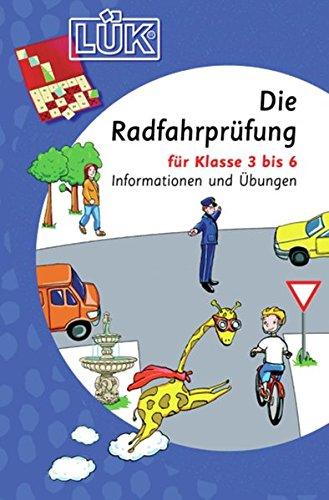 Westermann Lernspielverlag 707  - LUK Radfahrpruefung