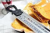 Jam Zucker Konfekt Thermometer Edelstahl von Oxforder