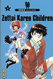 Zettai Karen Children Edition simple Tome 11