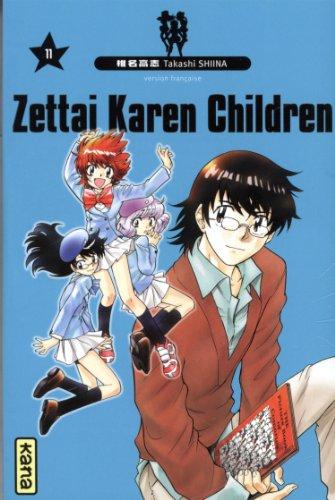 Zettai Karen Children Edition simple Tome 11