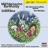 Ein Sommernachtstraum / Die Moldau (Eloquence Junior- Klassik)