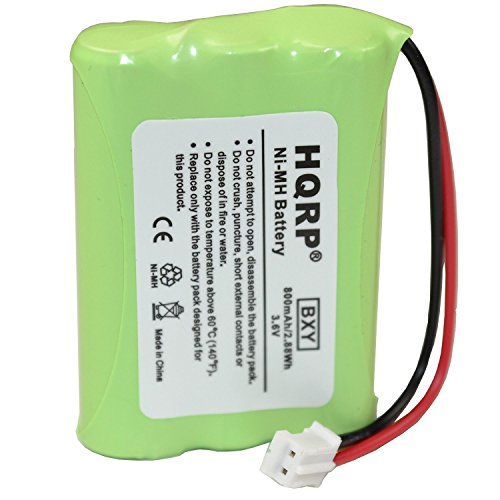 HQRP Batería 700 mAh para MOTOROLA MBP25 / MBP33 / MBP36 / MBP36PU Monitor digital para bebé TFL3X44AAA900...