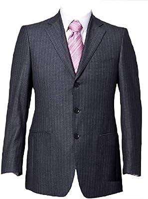 New Fashion - Chaqueta de traje - Básico - para niño azul gestreifte dunkelblau 32