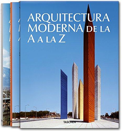 Descargar Libro Libro Arquitectura Moderna De La A A La Z (Taschen) de Vv.Aa.