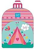 Lief! 440-6263 Birdsong Rucksack mit Zelt Girls