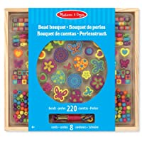 Melissa & Doug Bead Bouquet Deluxe Set