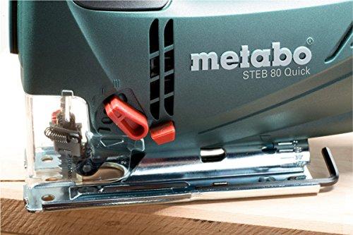 Metabo STEB 80 Quick Stichsäge TV00, 601041500 - 6