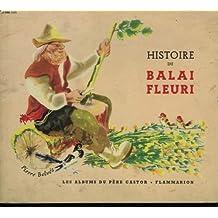 Histoire du balai fleuri