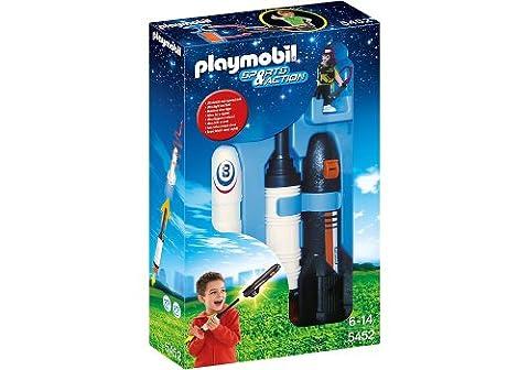 Playmobil - 5452 - Figurine - Fusées À Emporter