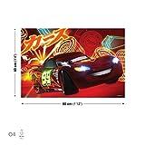 Disney Cars Lightning McQueen Leinwand Bilder (PPD397O4FW)