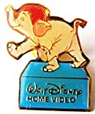Walt Disney - Home Video - Dschungelbuch - Junior - Pin 30 x 24 mm