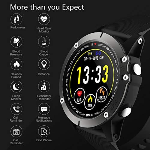 Zoom IMG-1 holyhigh bluetooth smart watch