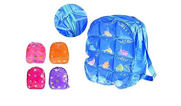 Multicolore TOI TOYS/ 31200z /Zaino Gonfiabile 5/Assortiti Kit di Forniture Scolastiche