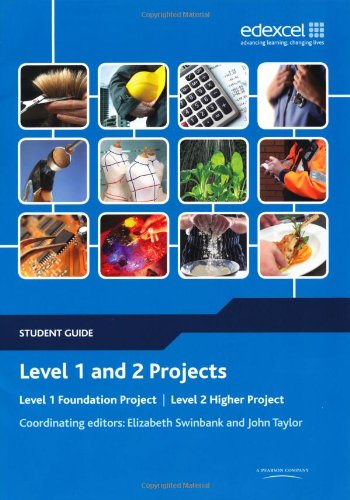 Level 1 and 2 Projects Student Guide (Project and Extended Project Guides)
