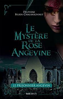 Le prisonnier angevin: Une saga d'intrigue historique (Mystère de la Rose Angevine) par [Bilien, Delphine]