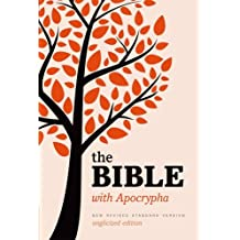 New Revised Standard Version Bible: Popular Text Edition with Apocrypha: New Revised Standard Version Bible (Anglicized) with Apocrypha