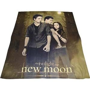 Plaid Couverture Couvre lit Saga Twilight New Moon