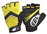 Elite Cycling Project Herren Road Racer Gel Fingerlose Handschuhe