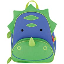 Skip Hop Zoo Pack - Mochila, diseño dino, color verde