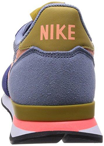 Black Blue Blue Damen Lava Blau Sneakers Nike 404 INTERNATIONALIST Sunset Bronzing UqFpaxzwn